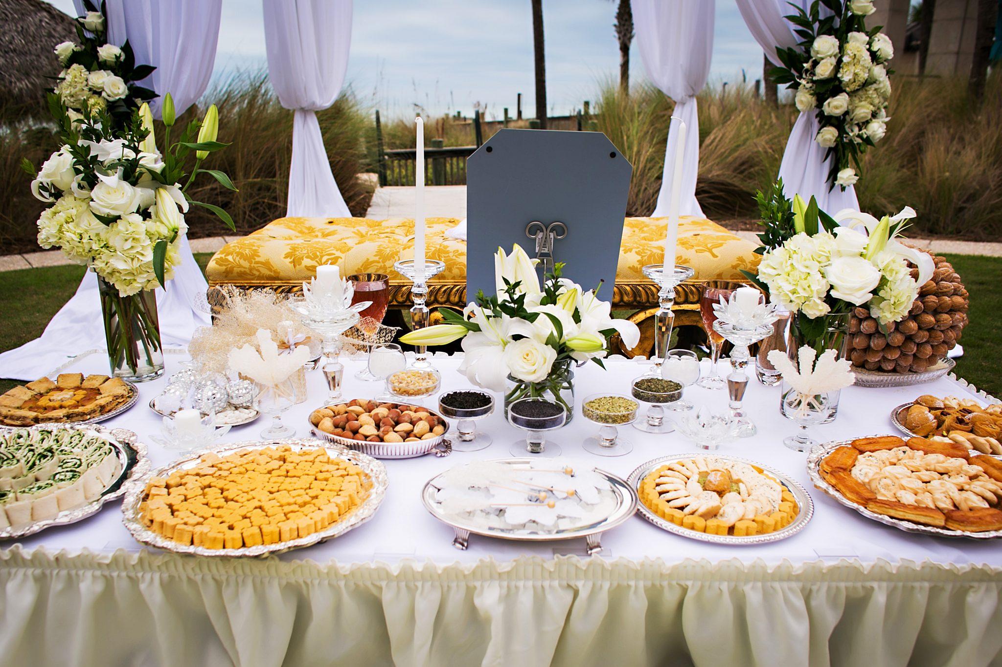 Persian & Japanese Blended Wedding Ritz-Carlton, Sarasota