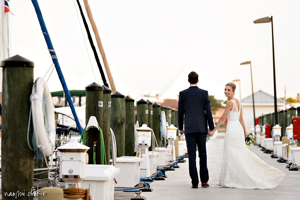 Emily Whit S Sarasota Yacht Club Wedding